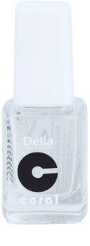 Delia Cosmetics Coral esmalte endurecedor para uñas con polvo de diamante