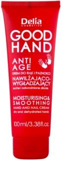 Delia Cosmetics Good Hand Anti-Age crema suavizante e hidratante para manos y uñas