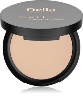 Delia Cosmetics Matt polvos