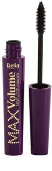 Delia Cosmetics New Look Mascara für Volumen und zum Separieren der Wimpern