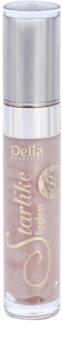 Delia Cosmetics Starlike lipgloss brillo de labios con purpurina