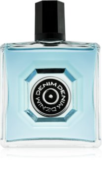 Denim Black lozione after-shave per uomo