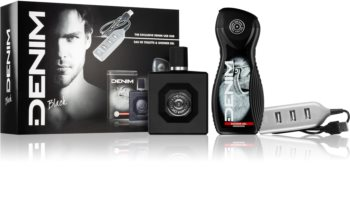 Denim Black Gift Set  V. voor Mannen