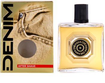Denim Gold Aftershave Water for Men
