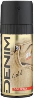 Denim Gold Deodorant Spray  voor Mannen