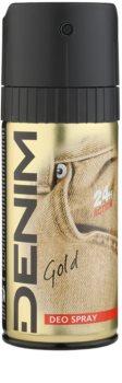 Denim Gold dezodorant v spreji pre mužov