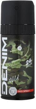 Denim Wild Deo Spray for Men 150 ml