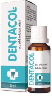 Dentacol Dentacol pro zklidnění zubů a dásní přípravek na lokální ošetření pro zdravé zuby a dásně