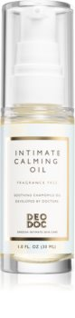 DeoDoc Intimate Calming Oil olaj az intim részekre