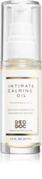 DeoDoc Intimate Calming Oil óleo para as partes íntimas