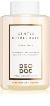 DeoDoc Gentle Bubble Bath pěna do koupele na intimní hygienu