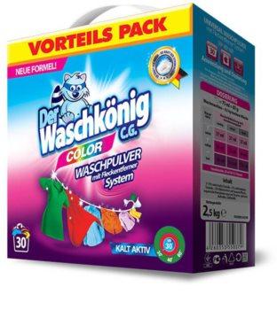 Der Waschkönig Color Waschpulver