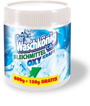 Der Waschkönig Oxy White Fleckenentferner