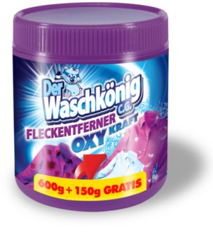 Der Waschkönig Oxy Color препарат за отстраняване на петна