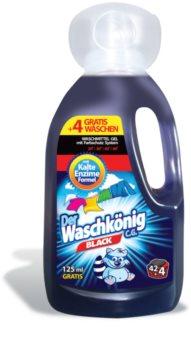 Der Waschkönig Black Flüssigwaschmittel