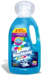 Der Waschkönig Color Flüssigwaschmittel
