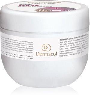 Dermacol Hair Color Pflegemaske für gefärbtes Haar