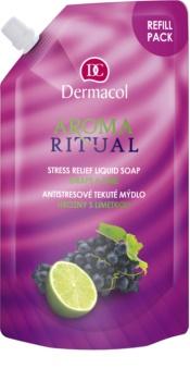 Dermacol Aroma Ritual antistressz folyékony szappan utántöltő