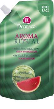 Dermacol Aroma Ritual освіжаюче рідке мило змінне наповнення