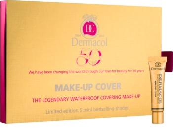 Dermacol Cover kozmetika szett I. hölgyeknek