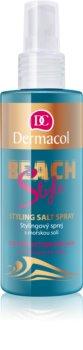 Dermacol Beach Style spray protetor e de styling para o cabelo com sal marinho