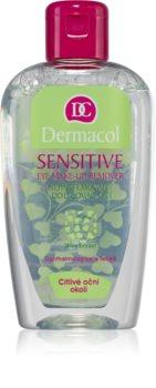 Dermacol Sensitive засіб для зняття макіяжу для чутливих очей