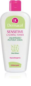 Dermacol Sensitive tonik łagodzący do twarzy dla cery wrażliwej