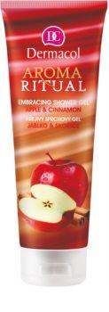 Dermacol Aroma Ritual Apple & Cinnamon gel de duș