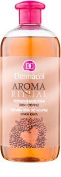 Dermacol Aroma Ritual Irish Coffee schiuma rilassante per il bagno