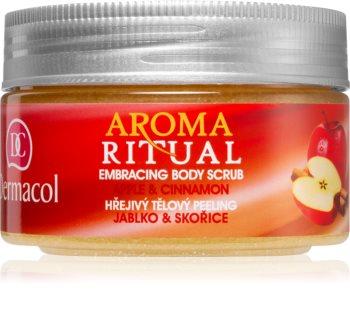 Dermacol Aroma Ritual scrub corpo riscaldante