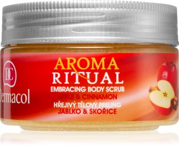 Dermacol Aroma Ritual зігріваючий пілінг для тіла