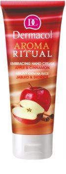 Dermacol Aroma Ritual Apple & Cinnamon crema per le mani