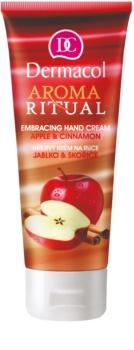 Dermacol Aroma Ritual Apple & Cinnamon krém na ruky