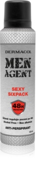Dermacol Men Agent Sexy Sixpack antitranspirante