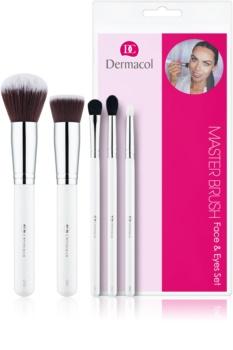 Dermacol Master Brush by PetraLovelyHair kit de pinceaux