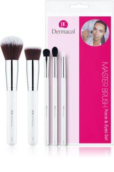 Dermacol Master Brush by PetraLovelyHair комплект четки