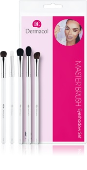 Dermacol Master Brush by PetraLovelyHair Pinselset für Lidschatten