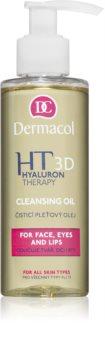 Dermacol HT 3D почистващо масло за лице
