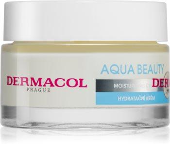 Dermacol Aqua Beauty krem nawilżający do wszystkich rodzajów skóry