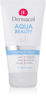 Dermacol Aqua Beauty Cleansing Gel 3 in 1