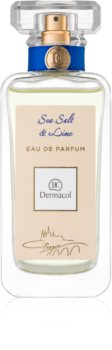 Dermacol Sea Salt & Lime parfémovaná voda unisex