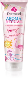 Dermacol Aroma Ritual Happy Summer osvěžující sprchový gel