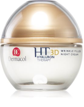 Dermacol HT 3D ремоделиращ нощен крем