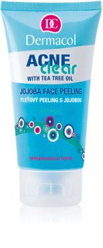 Dermacol Acneclear Eksfolierende ansigtsrens til problematisk hud