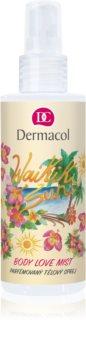 Dermacol Body Love Mist Waikiki Sun parfümözött spray a testre