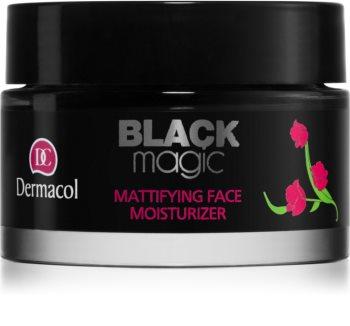 Dermacol Black Magic gel hydratant matifiant