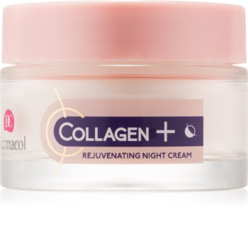 Dermacol Collagen+ Intensive repair natcreme