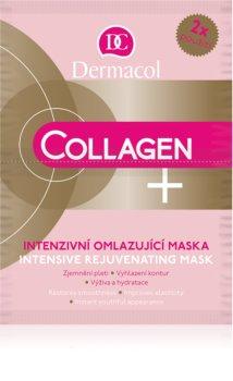 Dermacol Collagen+ pomlajevalna maska