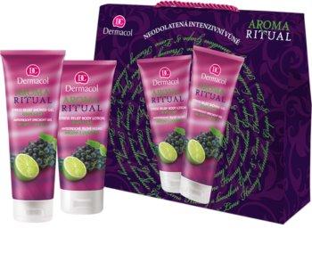 Dermacol Aroma Ritual Cosmetica Set  IV. voor Vrouwen