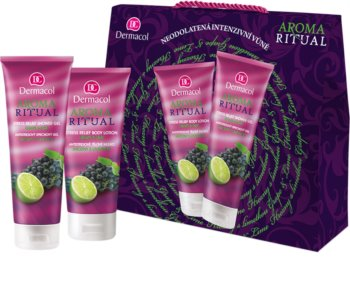 Dermacol Aroma Ritual kozmetická sada IV. pre ženy